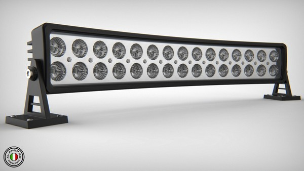 [3D MODEL] Curved Truck Led Bar