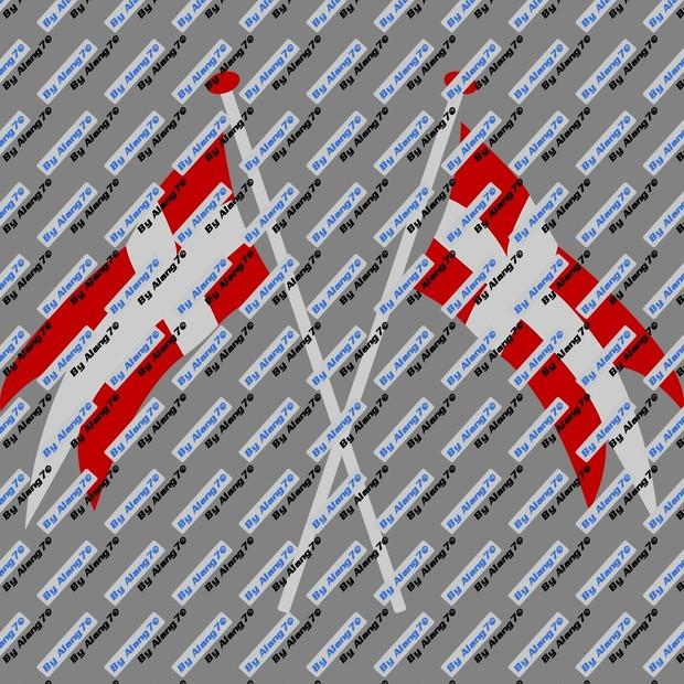 SWE-DK Flags