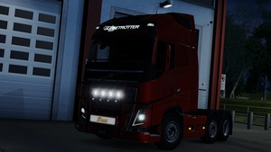 [ETS2 - ADDON] Bullbar Trux HighWay Volvo FH4