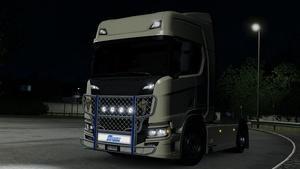 [ETS2 - ADDON] Bullbar Trux HighWay Scania NextGen