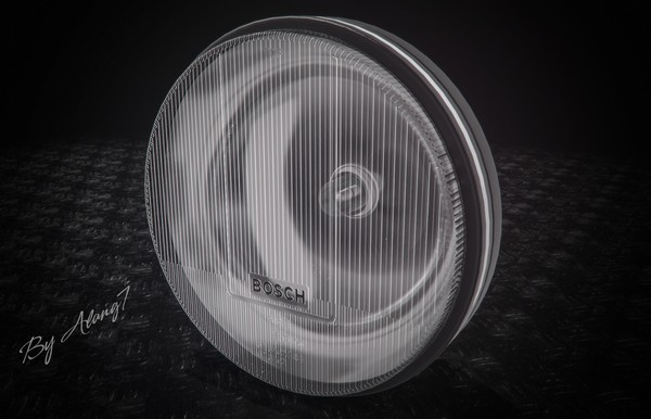 [3D MODEL] Bosch Halogen Lamp