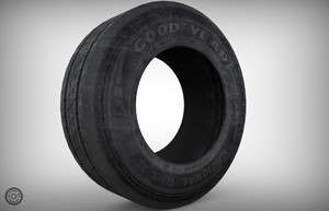GoodYear Front Tyre