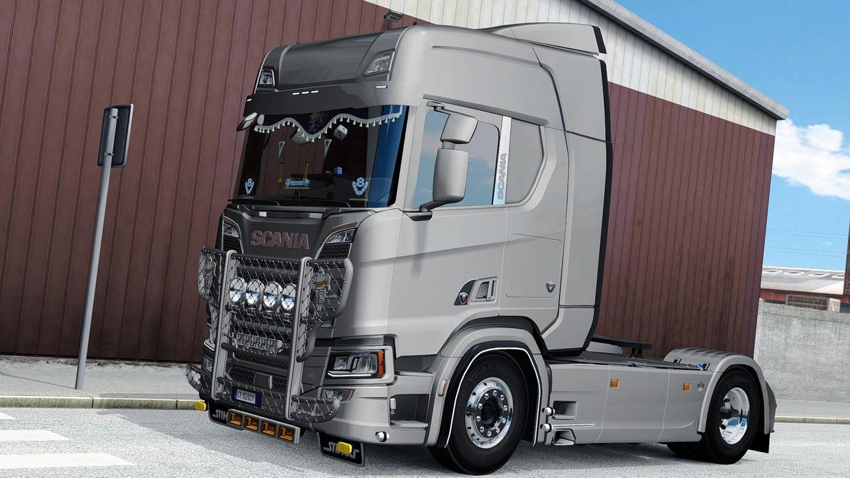 [ETS2 - ADDON] Scania NextGen Bottom Tuning Pack