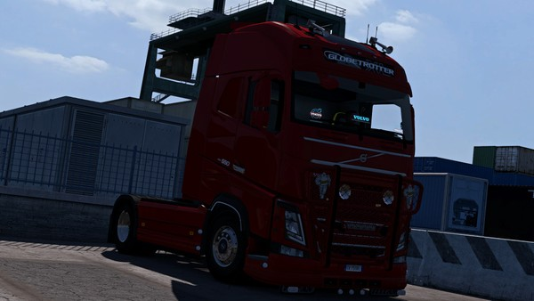 [ETS2 - ADDON] Volvo FH4 Bottom Tuning Pack
