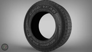 GoodYear Rear Tyre