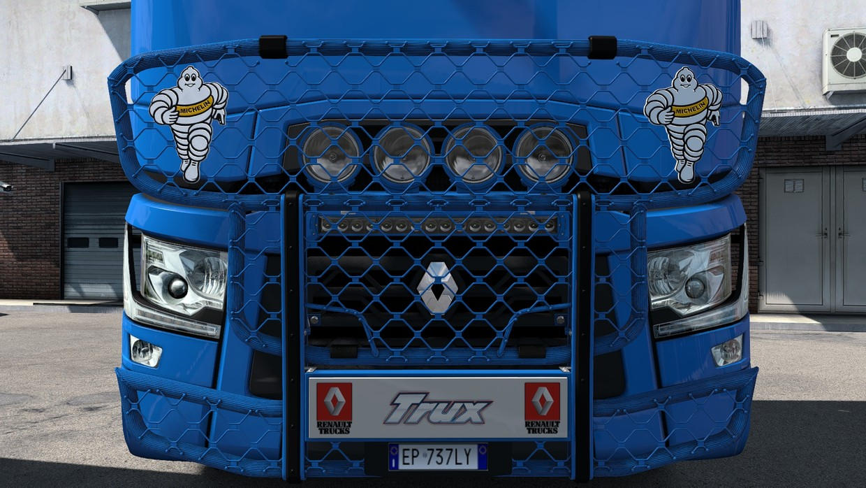 [ETS2 - ADDON] Trux HighWay For Renault Range T