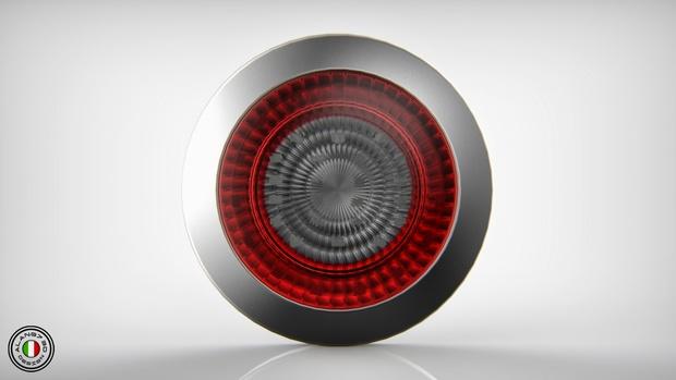 Circular Rear Lights