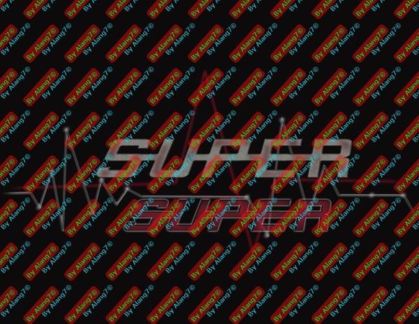 Logo SUPER Scania Sarantos HurricaneR