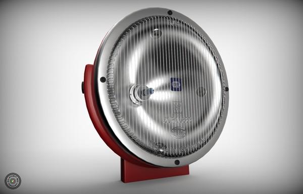 [3D MODEL] Hella Lamps