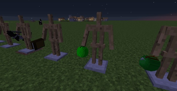 Minecraft 3d Critical Pack Resource Used For Pvp And H