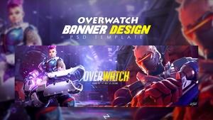 Overwatch Banner Design