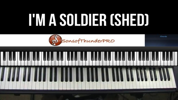 I'm A Soldier (How To Play Devotional Music)