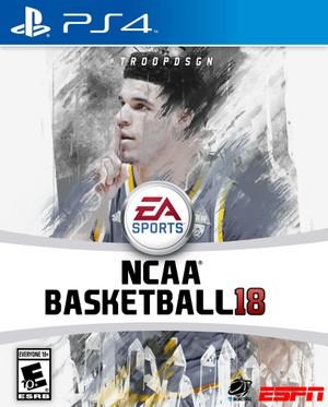 NCAA Basketball 18 Template (PSD)