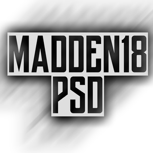 Madden 18 PSD