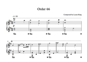 Lucas King - Order 66