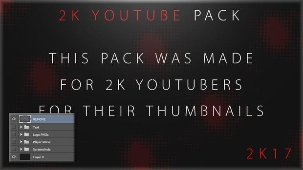 NBA 2K Thumbnail Pack FREE