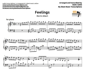 Summertime (Gershwin Piano Jazz) Midi File ( mid) - My Sheet Music