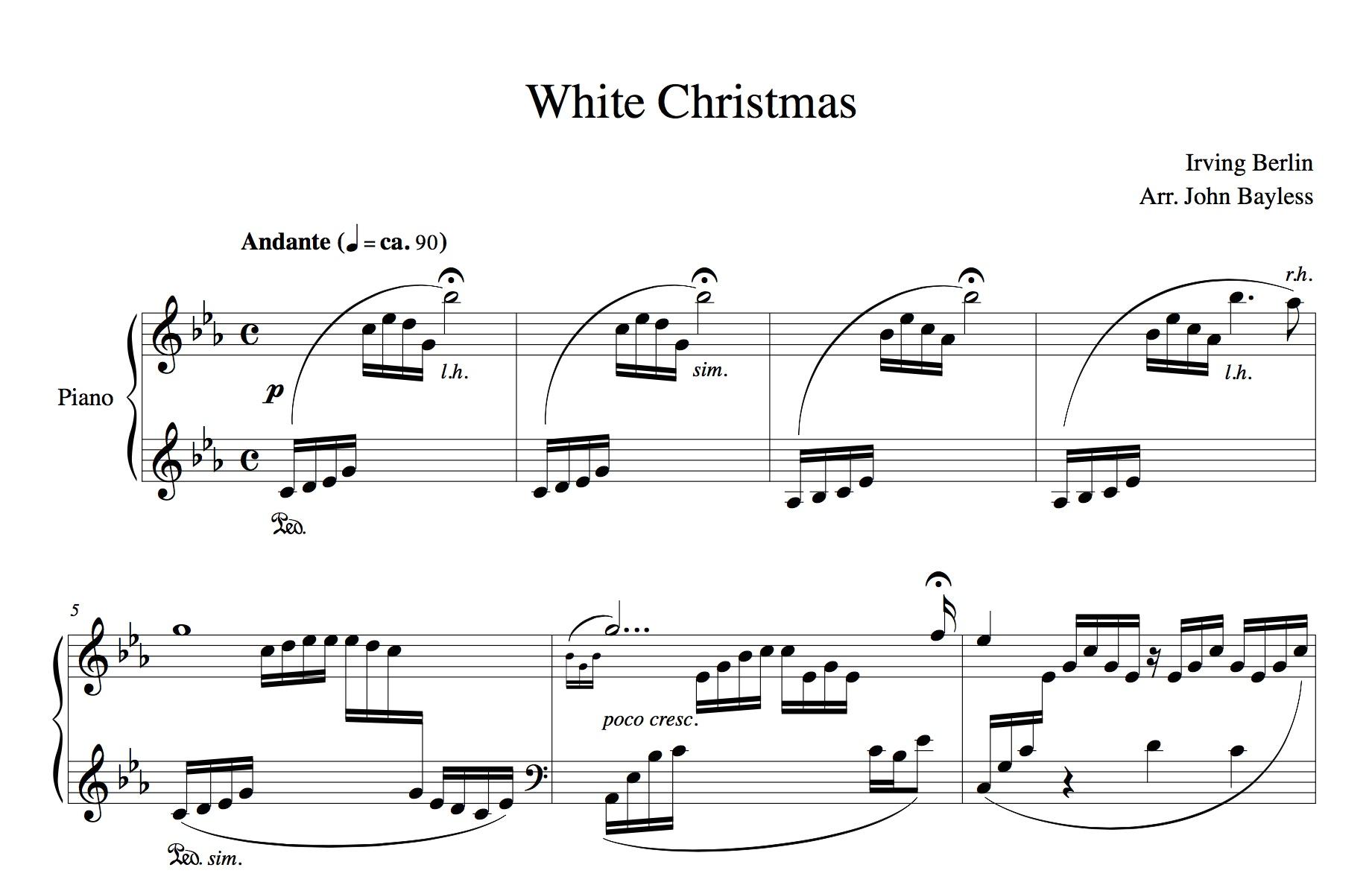 white christmas john lennon