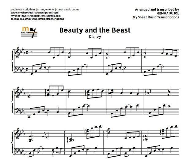 Free Nuvole BiancheLudovico Einaudi Sheet Music Preview 1
