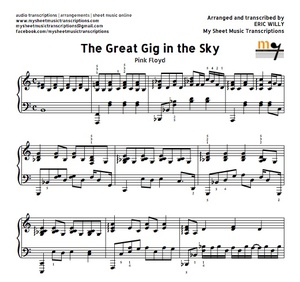 the great gig in the sky pink floyd sheet music pdf - Vince Guaraldi Christmas Time Is Here