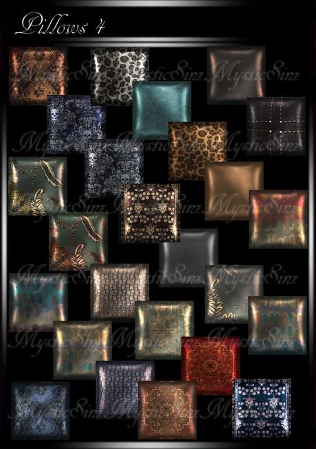 Pillows_4 IMVU Textures