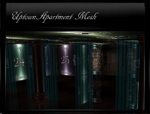 IMVU Uptown Apartment Mesh
