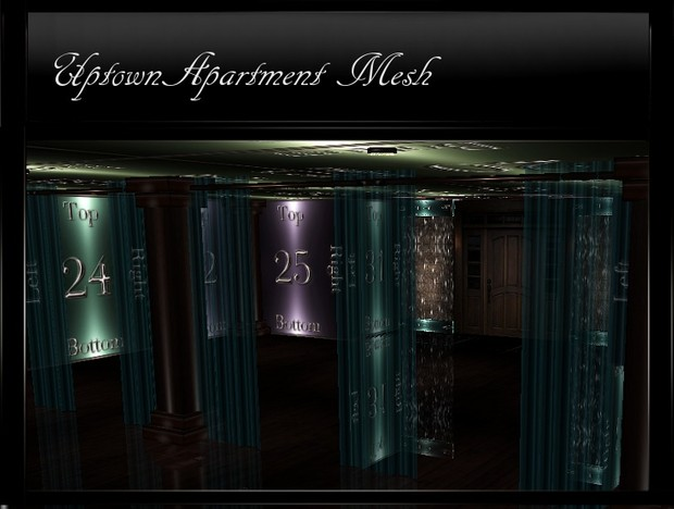 IMVU Uptown Apartment Mesh
