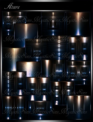 IMVU Textures Azure Room Collection