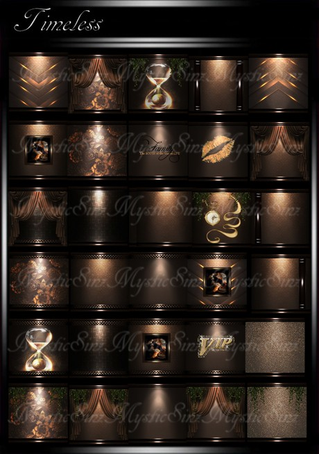 Timeless IMVU Room Texture Collection