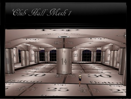 IMVU Club Hall Room Mesh 1
