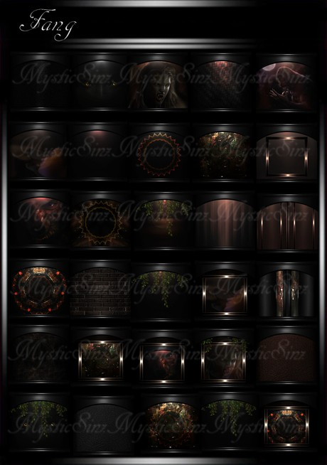 Fang IMVU Room Texture Collection
