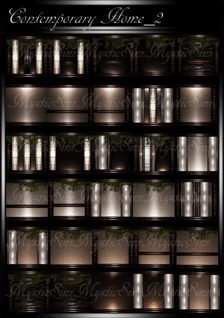 Contemporary Home -2 IMVU Texture Collection