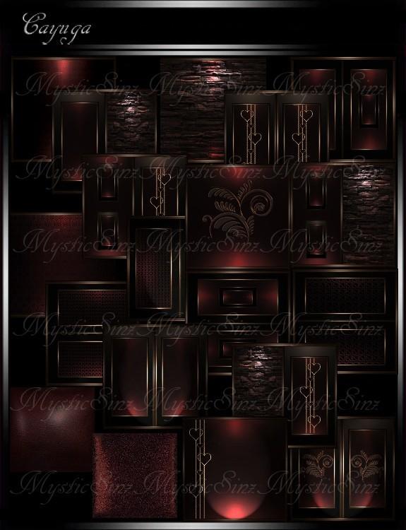 IMVU Textures Cayuga Room Collection