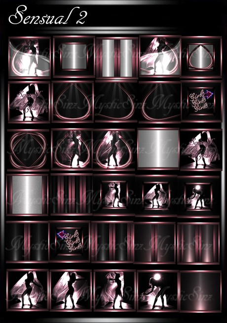 Sensual_2 IMVU Room Texture Collection