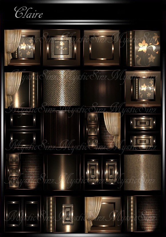 Claire IMVU Room Collection