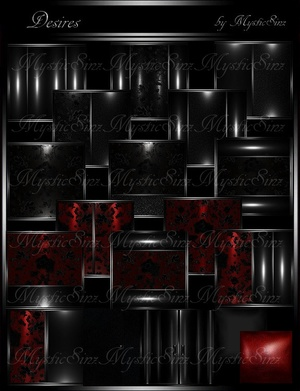 Desires Room Collection