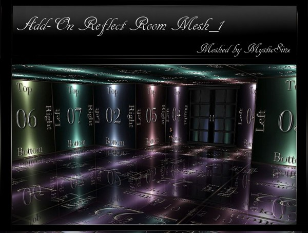 IMVU Mesh Add On Reflect Room Mesh_1