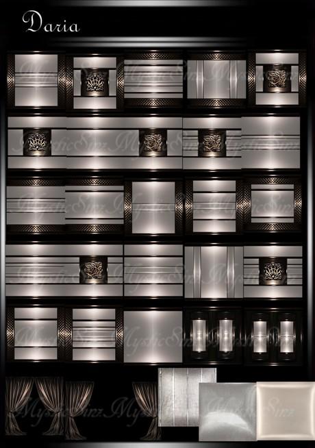 Daria IMVU Room Textures Collection