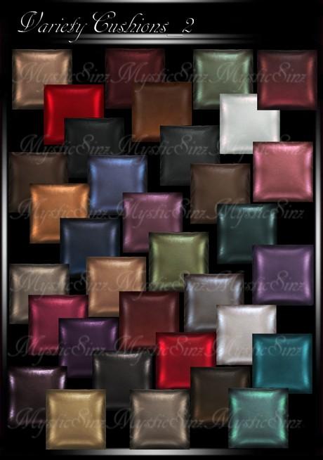 Variety Cushions Textures IMVU