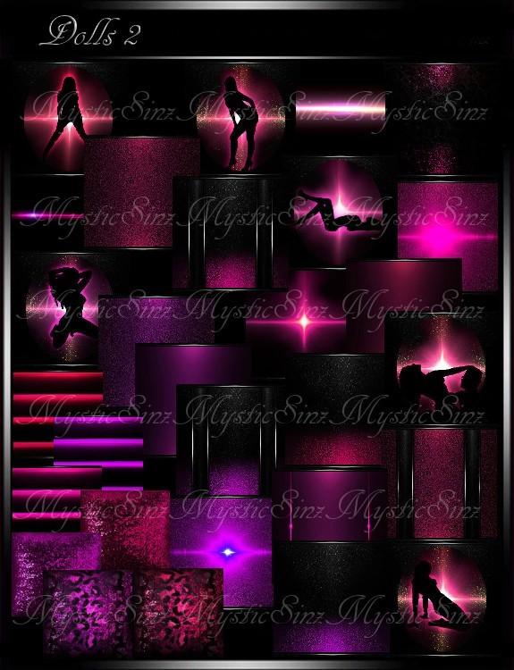 IMVU Textures Dolls 2 Dance Club