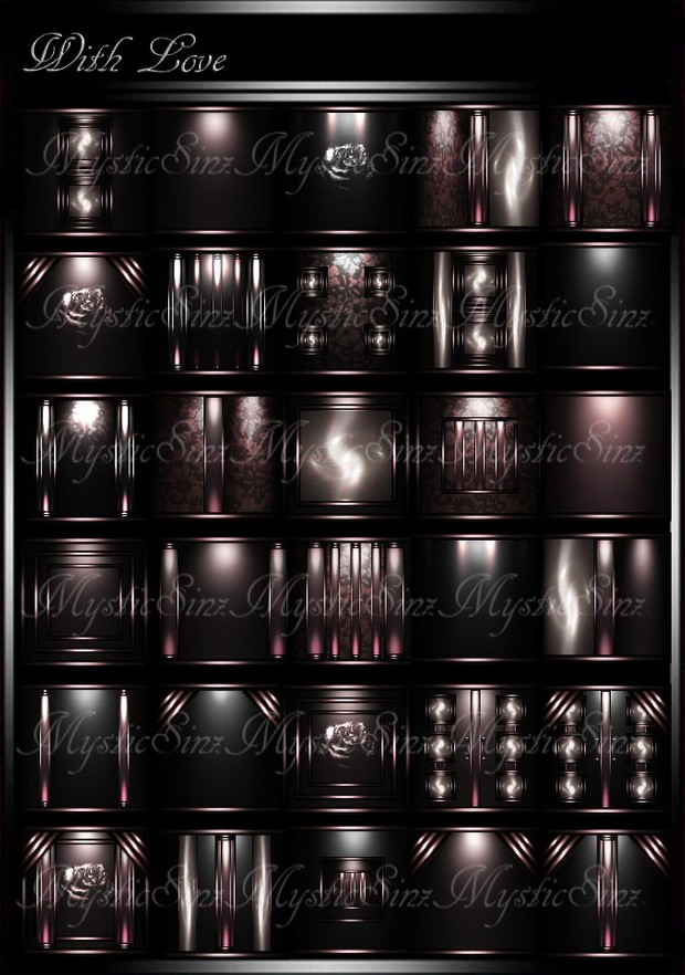 With Love Room Collection IMVU