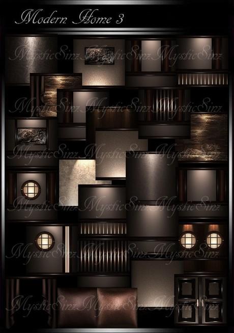IMVU Modern Home 3 Collection