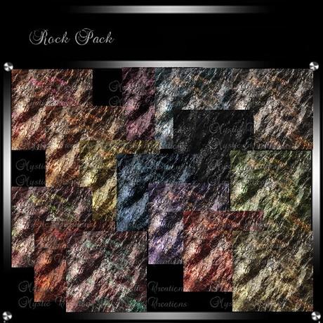 IMVU Textures Rock Pack 2