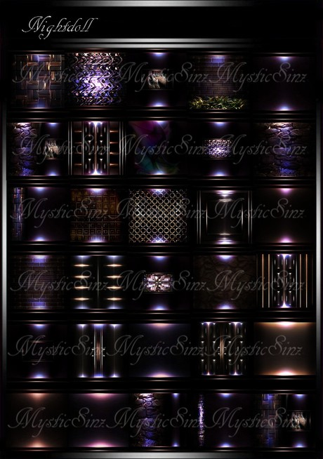 NightDolls IMVU Room Textures Collection