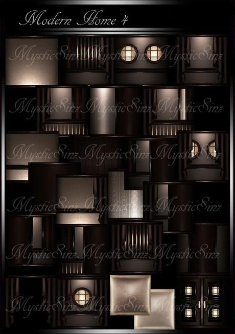 IMVU Modern Home 4 Collection