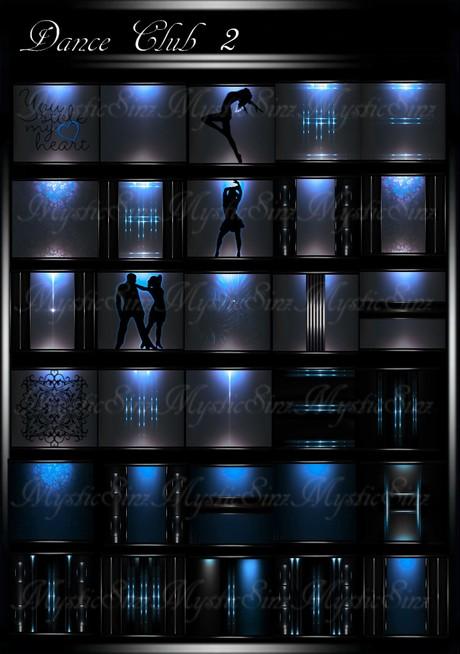 Dance Club 2 IMVU Texture Collection