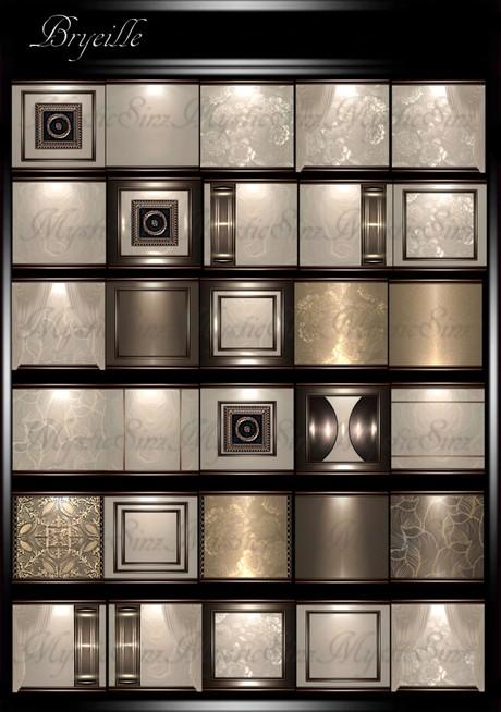 Bryeille IMVU Room Textures Collection