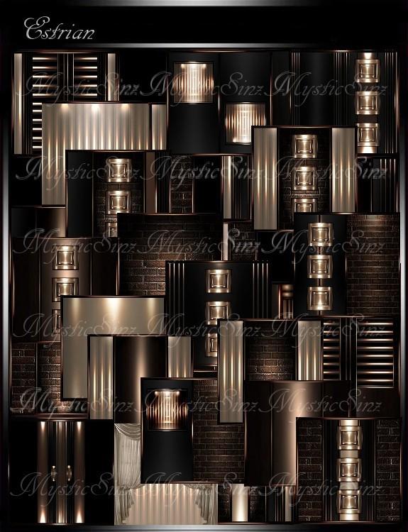 IMVU Textures Estrian Room Collection