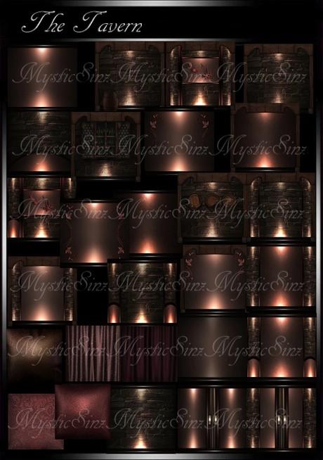 IMVU The Tavern Room Collection