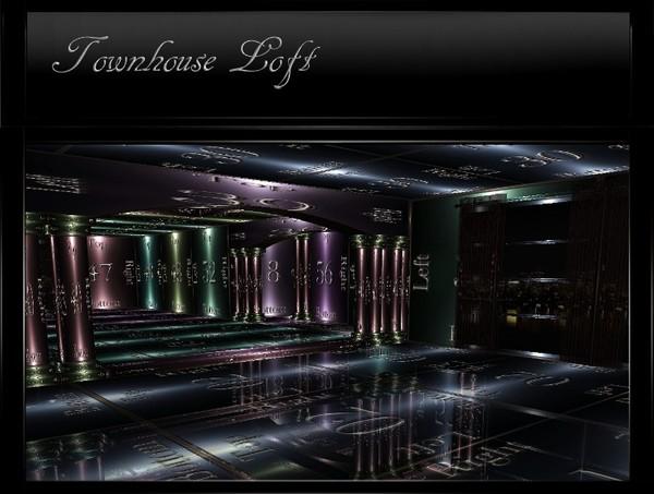 IMVU Tounhouse Loft Mesh